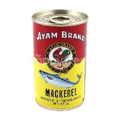 Ayam Brand Mackerel In Tomato Sauce 155G