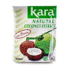 Kara Natural Coconut Extract (5 Packs)