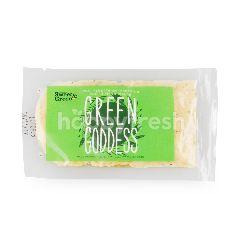 Sweet & Green Green Goddess Rich Vegetarian Salad Dressing