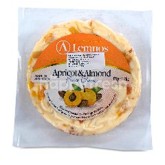Lemnos Apricot And Almond Fruit Cheese