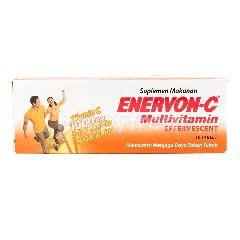 Enervon-C Suplemen Makanan Vitamin Berbuih Multi Fungsi