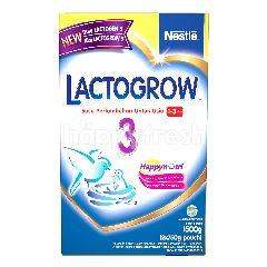 Lactogrow Susu Bubuk Pertumbuhan 3