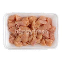 Daging Ayam Kotak