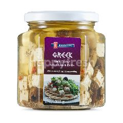 Emborg Greek Style Cheese With Olive & Herbs