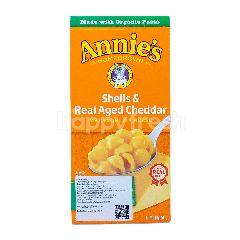 Annie's Shells & Real Aged Cheddar