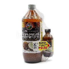 Country Farm Organics Extra Virgin Coconut Oil (Free Extra Virgin Coconut Oil 100Ml)