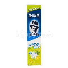 Darlie Pata Gigi dengan Sensasi Jeruk Nipis