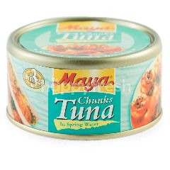 Maya Chunks Tuna in Spring Water
