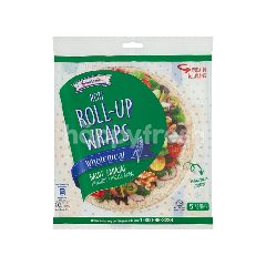 Gardenia Roll Up Wraps (Wholemeal)