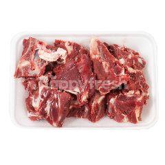 Daging Punuk Kambing