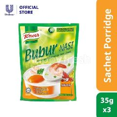 Knorr 2 Min Instant Porridge Shrimp 3 Sachets