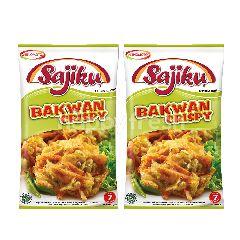 Sajiku Bakwan Crispy Flour Twinpack (90g x 2)