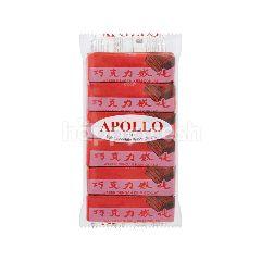 Apollo Wafer Cream Milk Chocolate (12 x 12g)