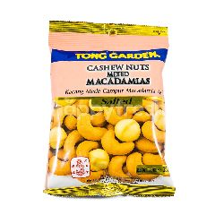 Tong Garden Kacang Mede Campur Macademia Asin
