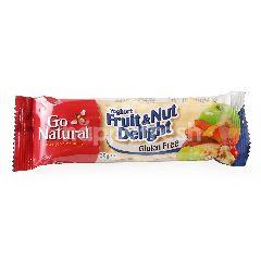 GO NATURAL Yoghurt Delight Buah dan Kacang