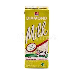 Diamond Susu UHT Rendah Lemak Tinggi Kalsium