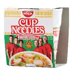 Nissin Cup Noodles Mushroom Chicken Flavour