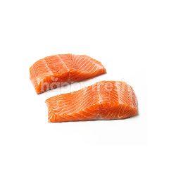 Ikan Salmon Trout