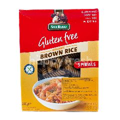 San Remo Brown Rice Pasta Spirals R