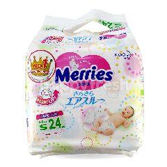 Kao Merries Super Premium Tape S24 Diapers