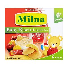 Milna Mixed Fruits Baby Biscuit