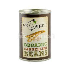 Mr Organic Organic Cannellini Beans