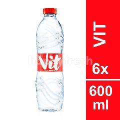 VIT Air Mineral Multipack (6 x 600ml)