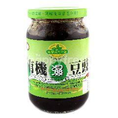 Wei Jung Organic Fermented Black Beans (Wet)
