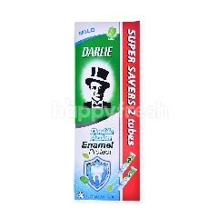 Darlie Double Action Fluoride Toothpaste (2X200G)