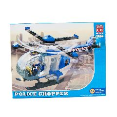 Emco Brix Helicopter Polisi