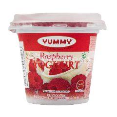 Yummy Yogurt Rasa Raspberi