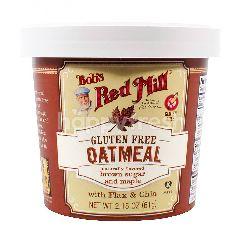 บ๊อบส เรด มิลล์ บ๊อบส์ เร้ด มิลล์ โอ๊ตมีล ชนิดถ้วย ผสมน้ำตาลทรายแดงและเมเปิ้ล ปราศจากกลูเตน 71 กรัม
