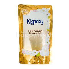 Kispray Pelicin Pakaian Fine Perfume Glamorous Gold