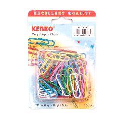 Kenko Vinyl Penjepit Kertas No. 3100