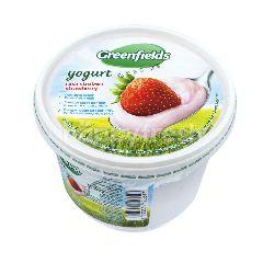 Greenfields Yogurt Rasa Stroberi