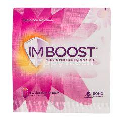 IM-Boost Tablet Suplemen Makanan Daya Tahan Tubuh