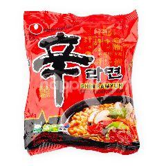นงชิม ชิน บะหมี่กึ่งสำเร็จรูป รสเผ็ด