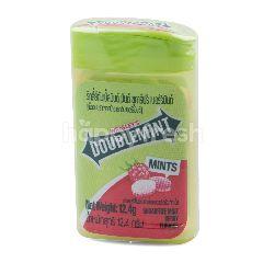 ดับเบิ้ลมินต์ ลูกอมปราศจากน้ำตาล กลิ่นเบอร์รี่มิ้นต์