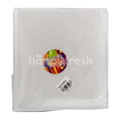 Happy Party Plastik Tahan Panas 1/4kg 20x35cm