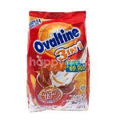 Ovaltine Susu Coklat 3-in-1