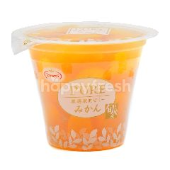 Tarami Pure Mandarin Orange Jelly