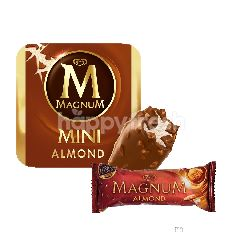 Wall's Magnum Mini Almond Es Krim 45ml dan Wall's Magnum Almond Es Krim 90ml