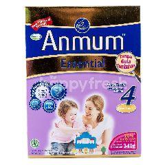 Anmum Essential  4 Susu Formula Bayi Rasa Vanila