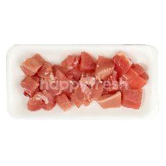 Ikan Tuna Potong Dadu