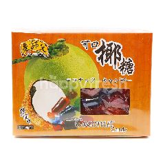 Lo See Fu Coconut Candy