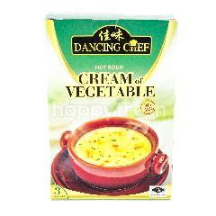Dancing Chef Cream Of Vegetable