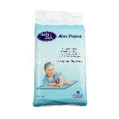 Baby Safe Alas Popok Bayi Ukuran M