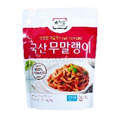 Jongga Kimchi Lobak