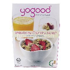 Yogood Strawberry Crunchy Muesli Cereal