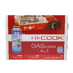Hi-Cook Kompor Gas Mini 4 in 1